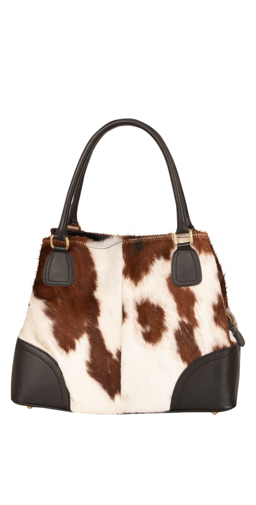 Coco Cow Hide Handbag main image