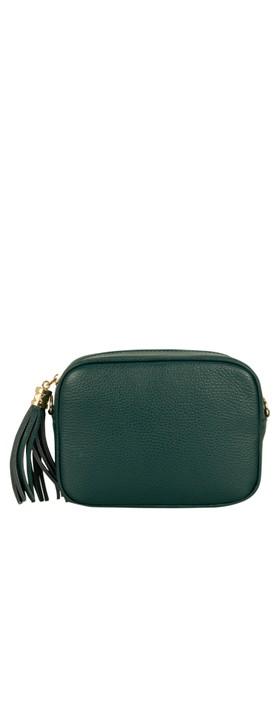 Gemini Label Bags Connie Cross Body Bag Dark Teal