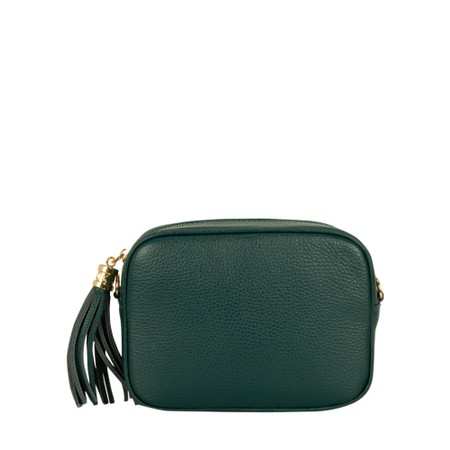 Gemini Label Bags Connie Cross Body Bag - Green