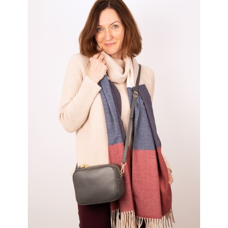 Gemini Label  Cosy Winter Scarf - Multicoloured