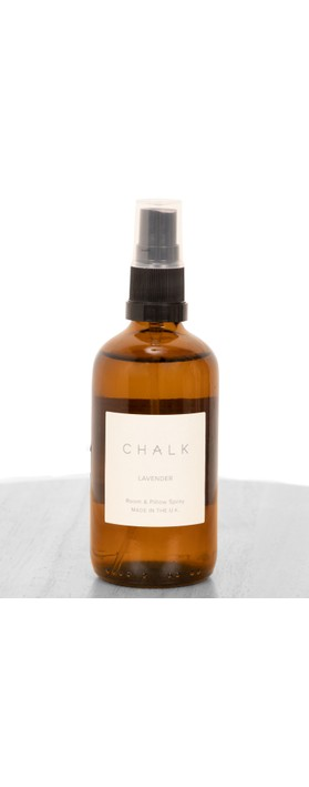 Chalk Home 100ml Amber Apothocary Room and Pillow Spray Lavender