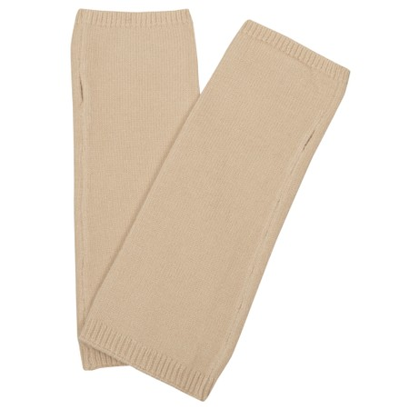 Chalk Angela Fingerless Glove / Wrist Warmer  - Grey