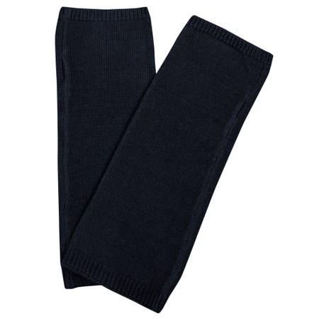 Chalk Angela Fingerless Glove / Wrist Warmer  - Blue