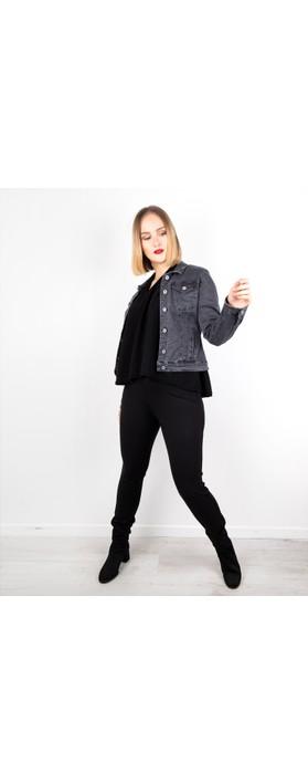 Amazing Woman  Maree Western Jacket Grey