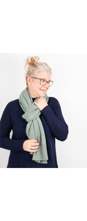 Amazing Woman Coby Supersoft Scarf Olive Green