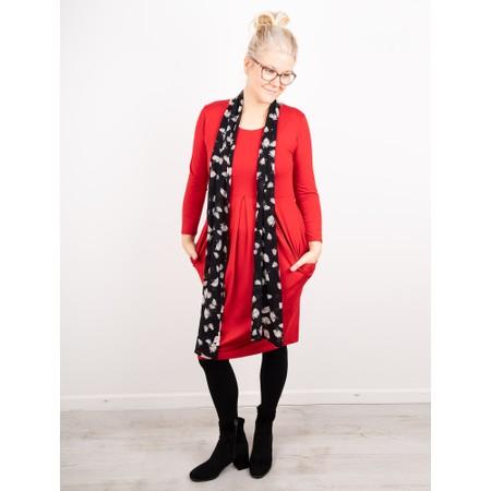Masai Clothing Along Scarf - Black