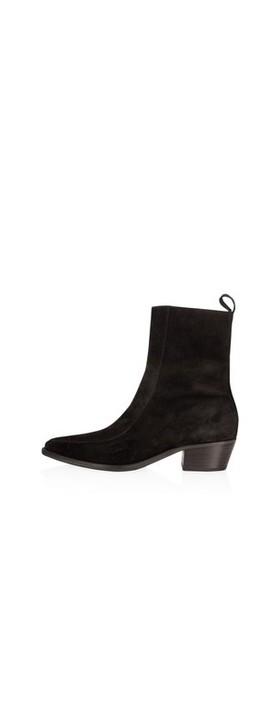 Kennel Und Schmenger Eve Suede Ankle boot Schwarz/Black