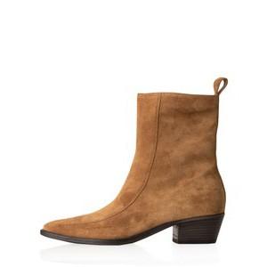 Kennel Und Schmenger Eve Suede Ankle boot - Black