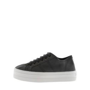 Victoria Shoes Barcelona Organic Cotton Washable Flatform Trainer Shoe