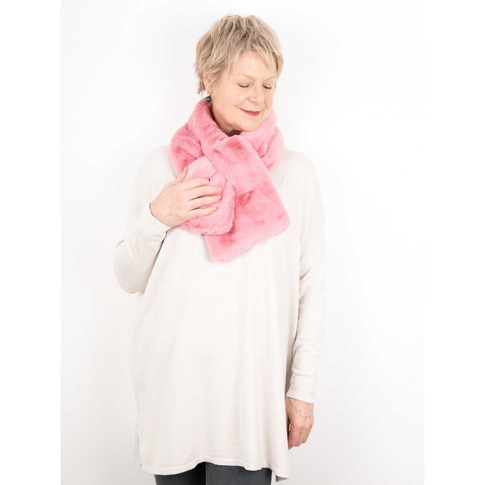 Amazing Woman Wells Round Neck Slouch Knit Off White