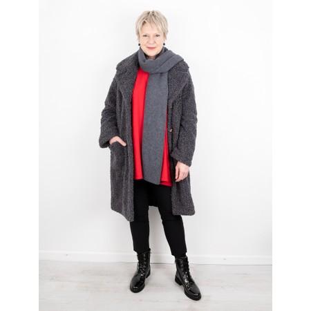 Frandsen Teddy Coat - Grey