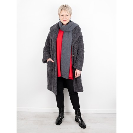 Amazing Woman  Coby Supersoft Scarf - Black