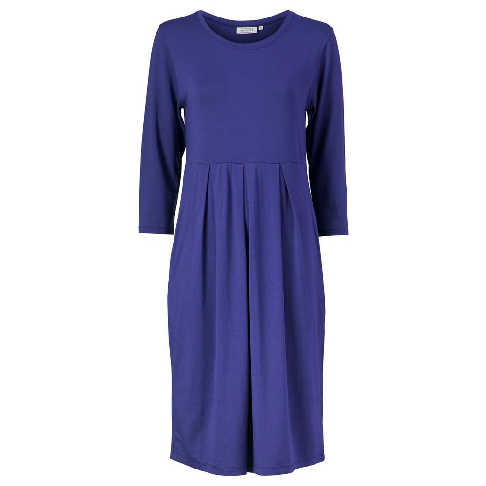 Masai Clothing Noma Dress Clematis Blue