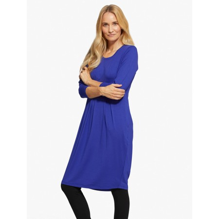 Masai Clothing Noma Dress - Blue