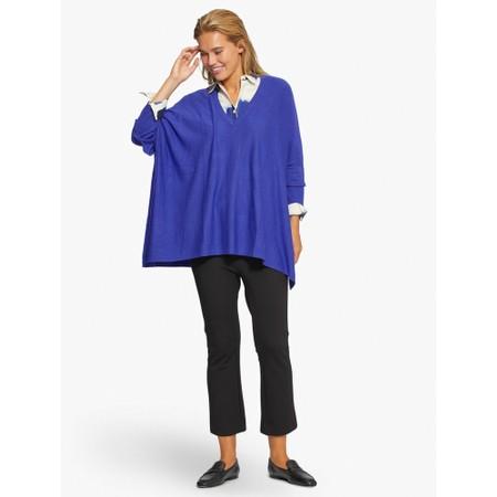 Masai Clothing Fosna Oversized Knit - Blue