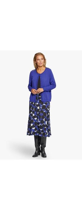 Masai Clothing Sondra Skirt Clematis Blue