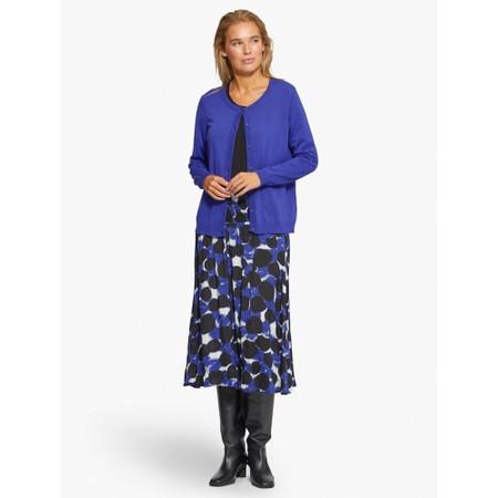 Masai Clothing Sondra Skirt - Blue