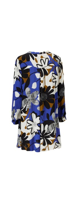 Masai Clothing Glenva Tunic Clematis Blue