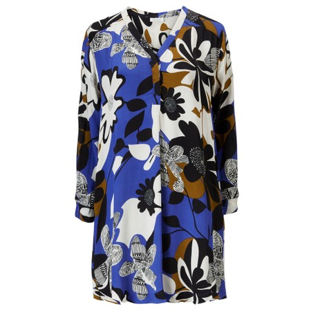 Masai Clothing Glenva Tunic - Blue