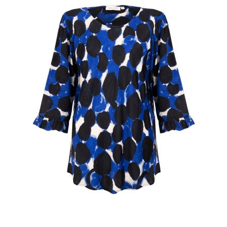 Masai Clothing Bet Top - Blue