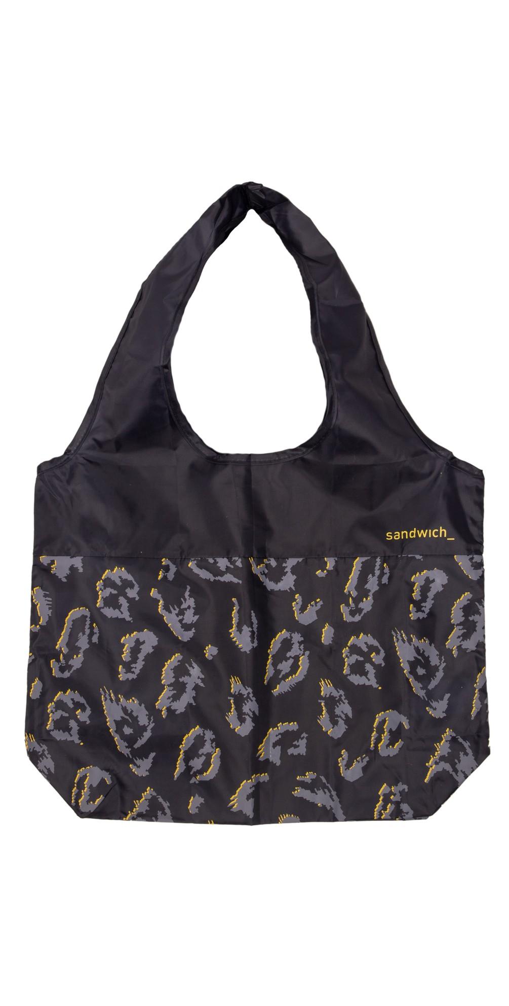 Leopard Print Shopper main image