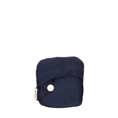 Sandwich Clothing Leopard Print Shopper - Blue