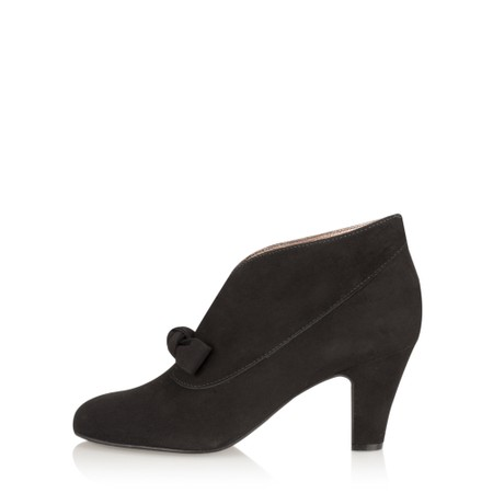 Gemini Label Shoes Xeka Shoe Boot - Black