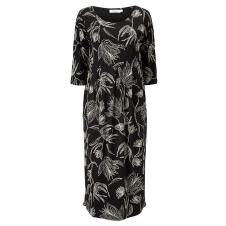 Masai Clothing Nima Dress - Black