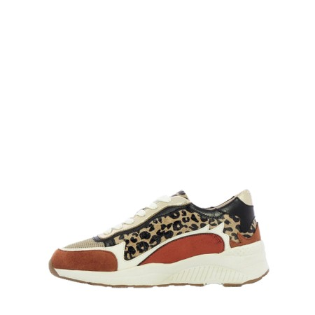Vanessa Wu Sauvage Lightweight Trainers - Multicoloured