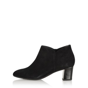 Gemini Label Shoes Isco Suede Ankle Boot
