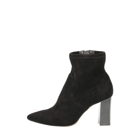 Caprice Footwear Daisy Stretch Ankle Boot - Black