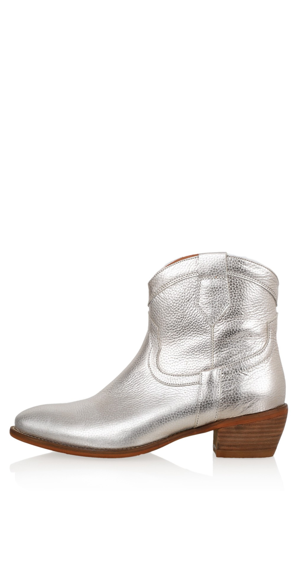 Porto Western Ankle Boot main image