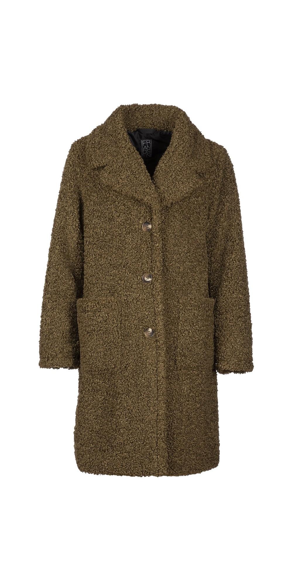 Teddy Coat main image