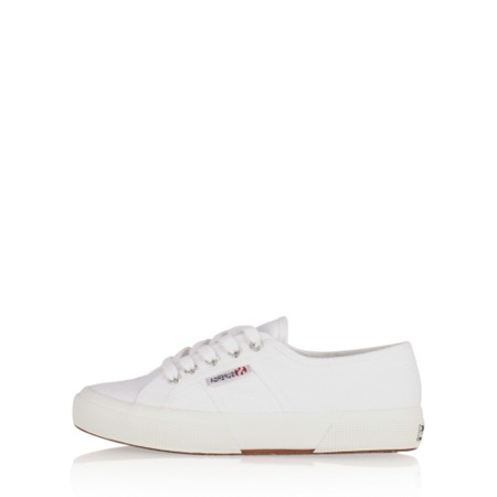 Superga Classic White 2750 Cotu Shoe - White