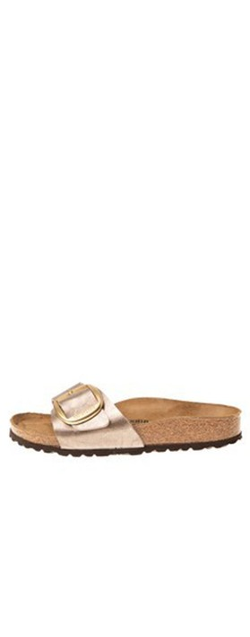 Birkenstock Madrid Big Buckle Sandal Graceful Taupe