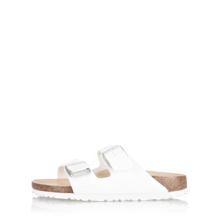 Birkenstock Arizona Birkoflor Sandal - White