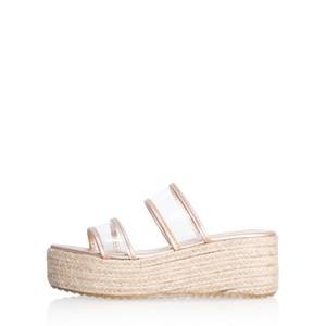 Livshu Positano Wedge Sandal