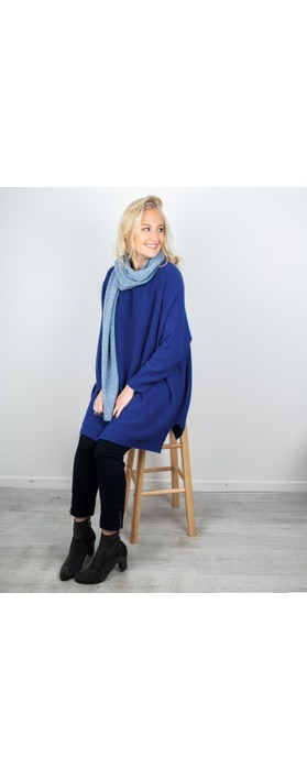 Amazing Woman  Coby Supersoft Scarf Denim