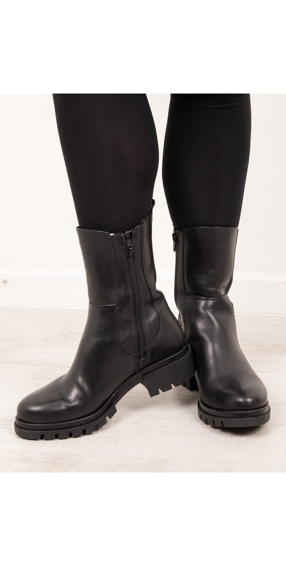 Denize Biker Style Chelsea Boot main image