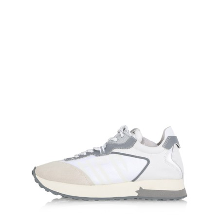 Ash Tiger Trainer Shoe - White