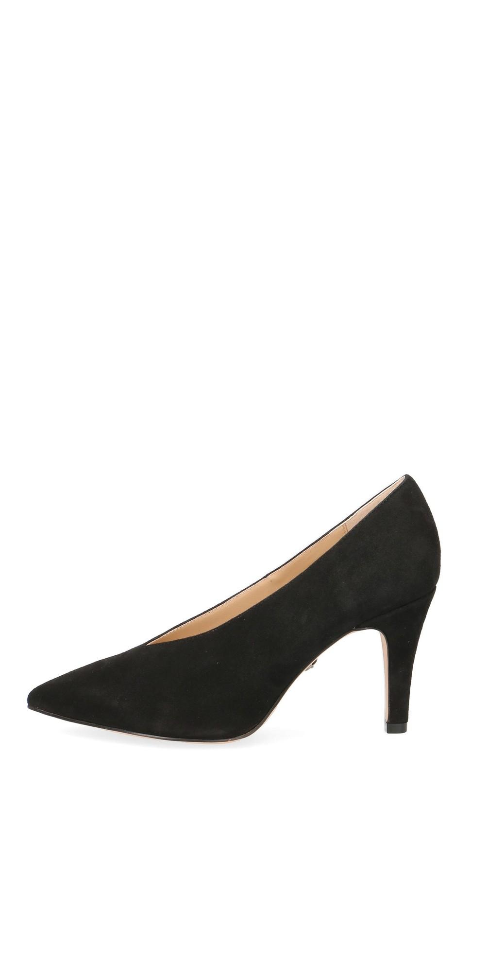 Effie Suede Court Shoe  main image