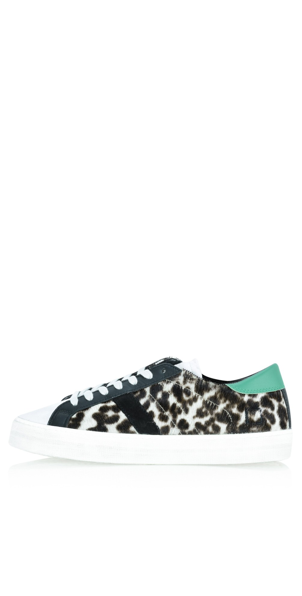 Hill Animal leopard Trainer Shoe main image