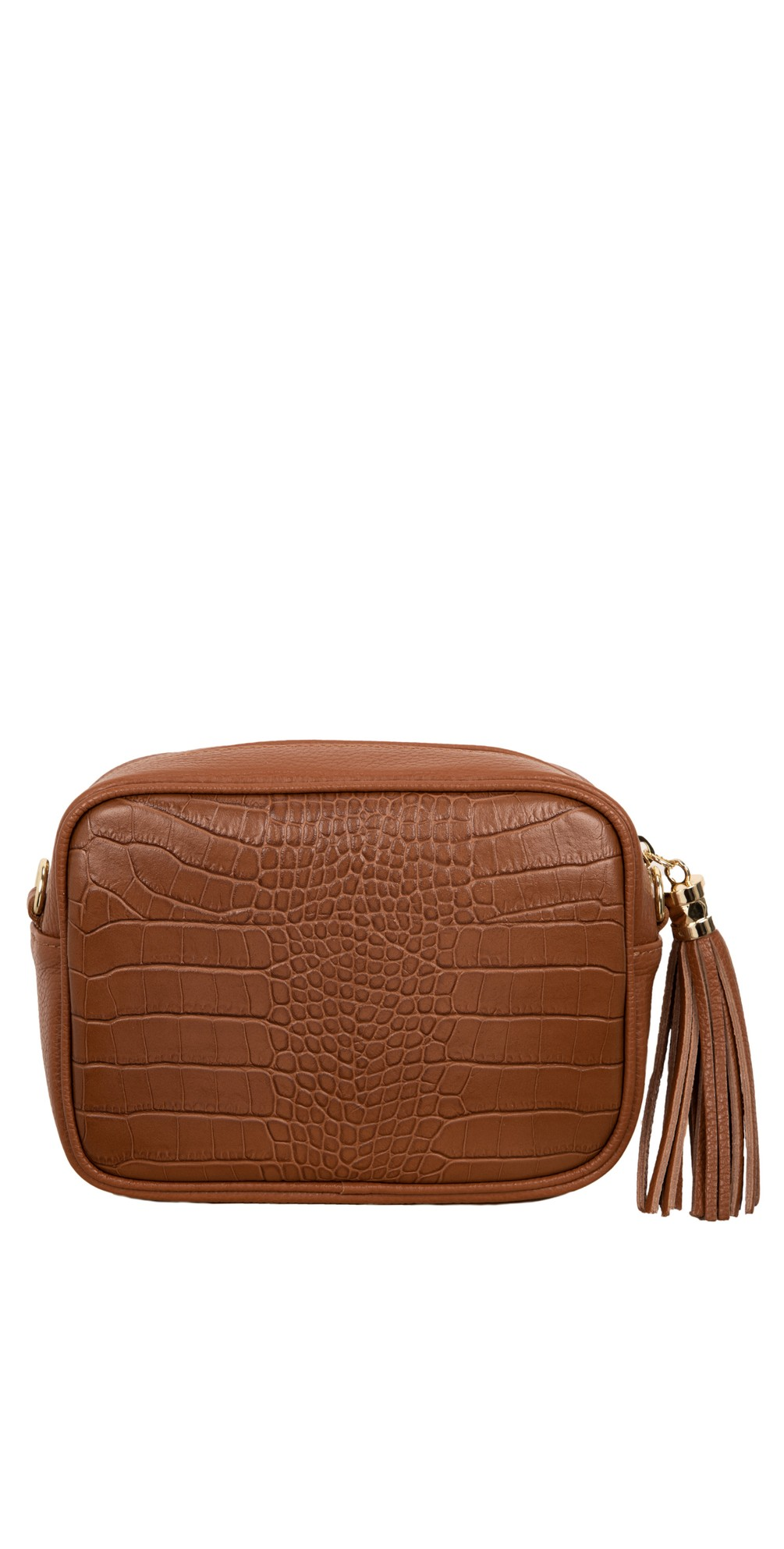 Connie Croc Cross Body bag main image
