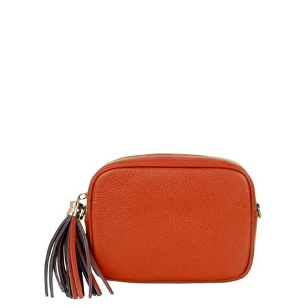 Gemini Label Bags Connie Cross Body Bag - Orange