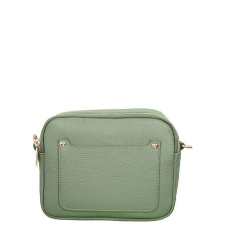 Gemini Label Bags Carrie Cross Body bag - Green