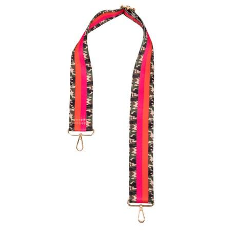 Kris-Ana Greta Bag Strap - Multicoloured
