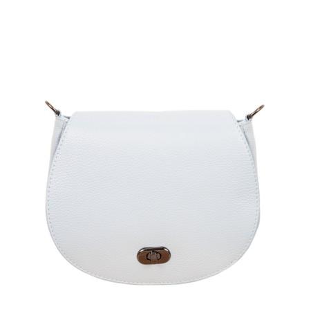 Gemini Label Bags Pietra Leather Shoulder bag - Blue