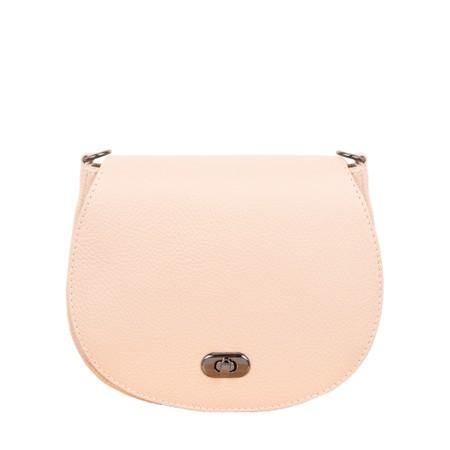 Gemini Label Bags Pietra Leather Shoulder bag - Pink