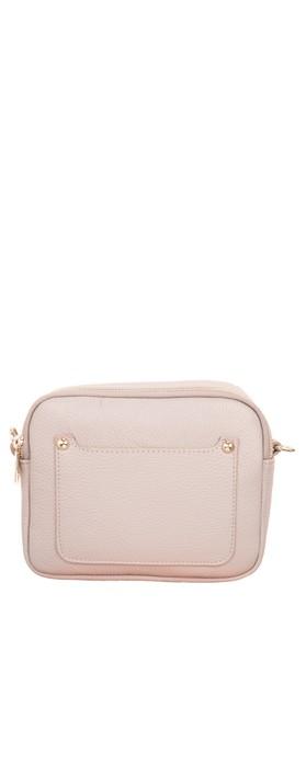 Gemini Label Bags Carrie Cross Body bag SmokeRose