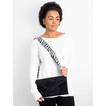 Gemini Label Bags Paluzza Handbag - Black